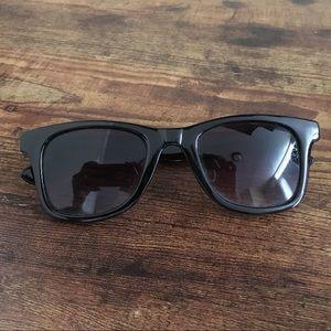 Vans Black Wayfarer Sunglasses